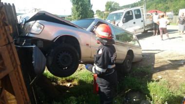 accident Argeș