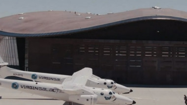 aeroport virgin galactic