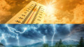 meteo vremea canicula trasnet furtuna incalzire globala