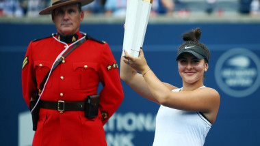 Bianca Andreescu, Rogers Cup
