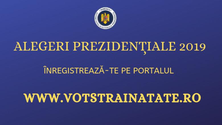 Banner ALEGERI PREZIDENTIALE