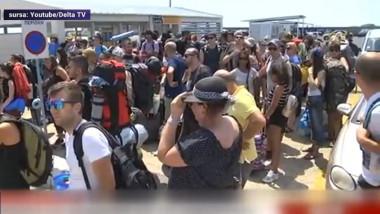 turisti blocati
