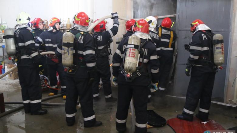pompieri bucuresti ISU