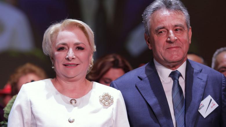 Congres PSD dancila sot inquam octav ganea
