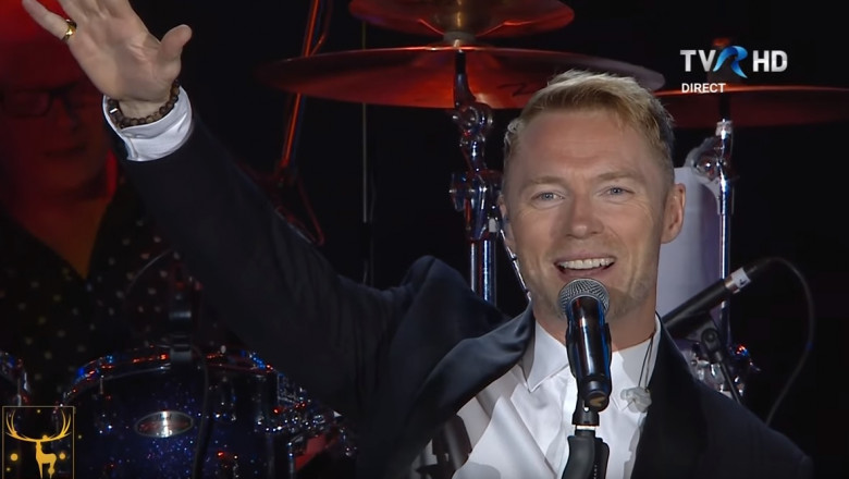 ronan keating captura tv