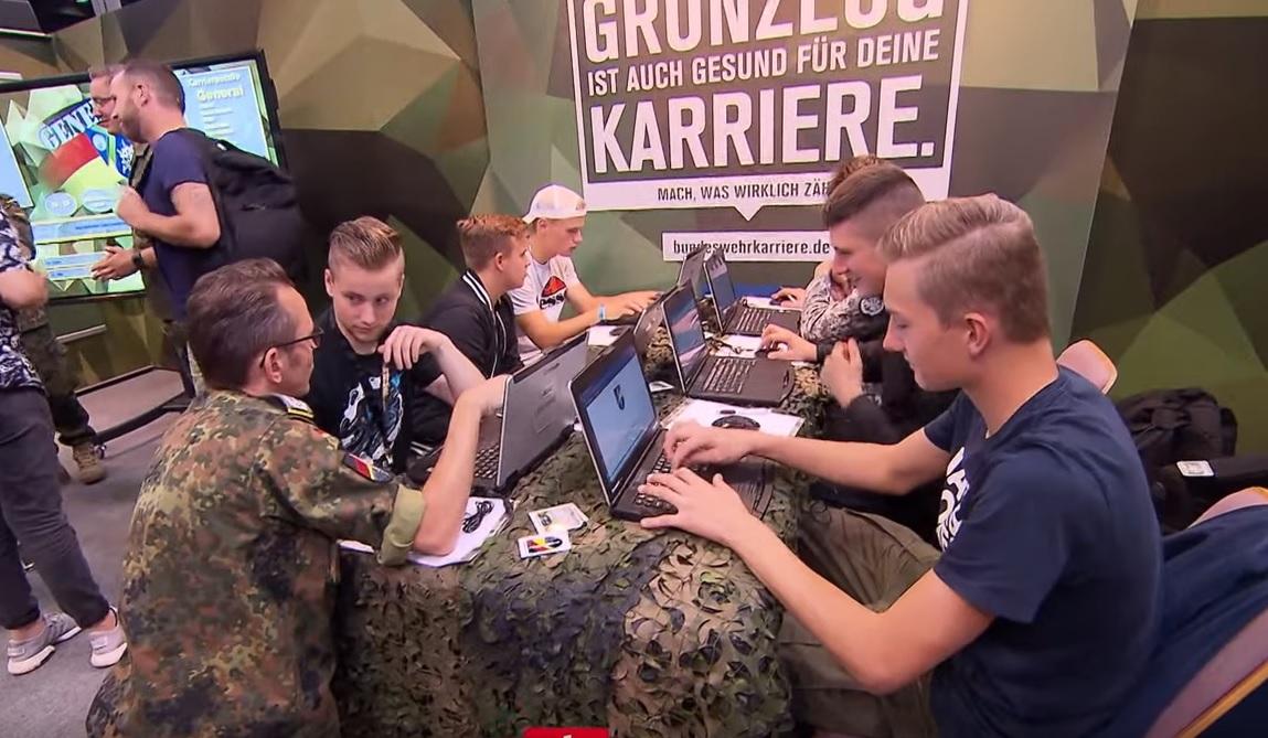 armata-germana-cauta-sa-recruteze-pasionai