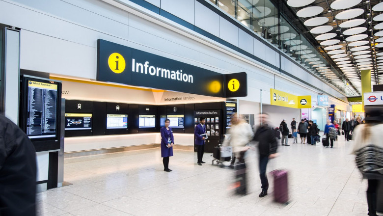 aeroport Heathrow