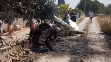 acccident aviatic mallorca twitter