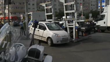 masina-ridicata-bucuresti-digi24