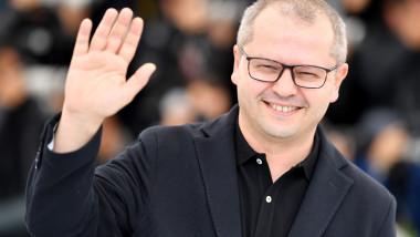 Corneliu Porumboiu, Cannes Film Festival1 (1)