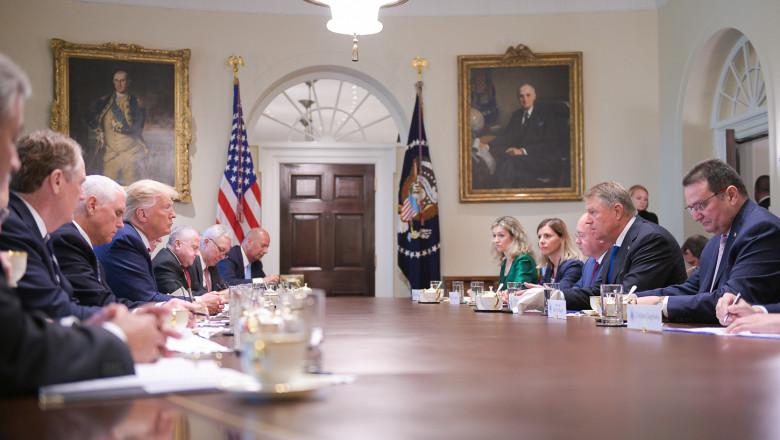 donald-trump-casa-alba-klaus-iohannis-presidency
