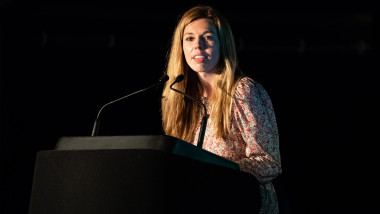 Carrie Symonds Addresses Birdfair Question Time