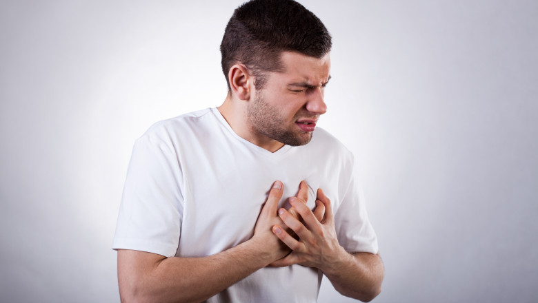 pierderea durerii toracice