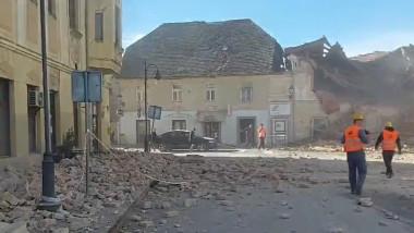 cutremur croatia twitter