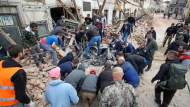 cutremur croatia 29 dec 2020 profimedia-0579455458