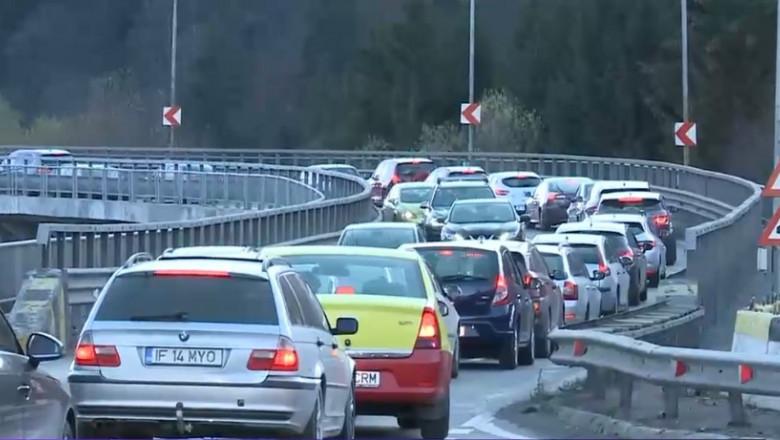 trafic DN1 aglomeratie