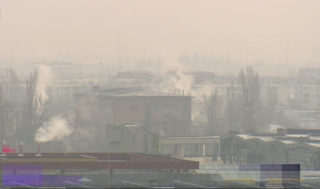 Sedinta la Ministerul Mediului, dupa poluarea din Capitala. Ce decizii au fost luate