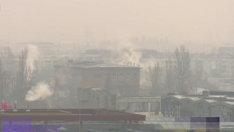 poluare bucuresti - 2
