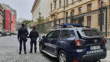 Jandarmeria avertizează că nu va renunța la amenzi de Revelion.