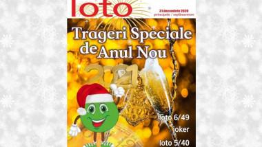 loto trageri speciale anul nou- loteria romana