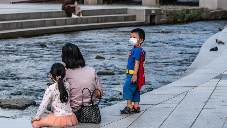 Coreea de Sud natalitate scăzută
