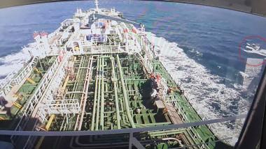 petrolier sud coreean sechestrat de gardienii revoluției