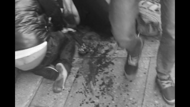 femeie injunghiata