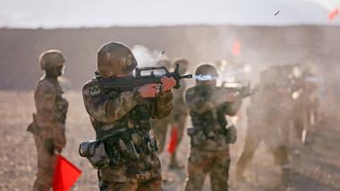 armata chineza