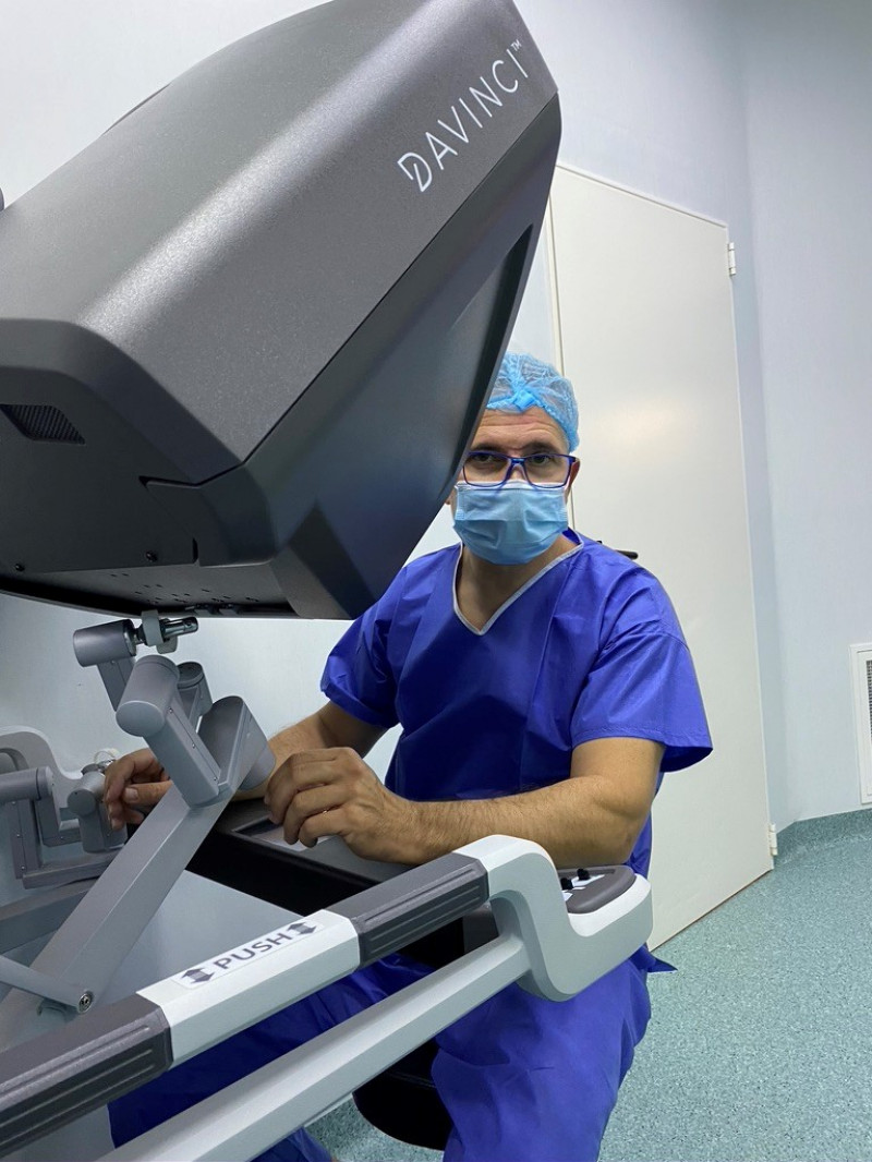 Dr. Gîngu - da Vinci