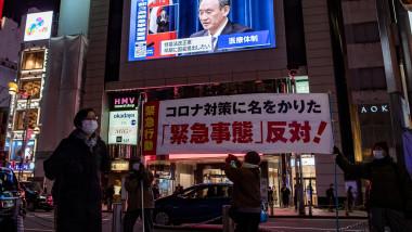 stare de urgenta japonia