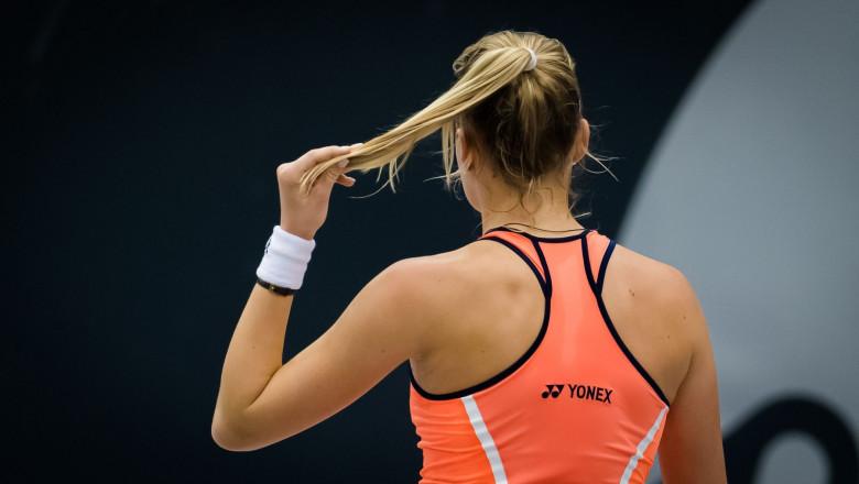 Upper Austria Ladies Linz Open Qualification, WTA Tennis, Linz Austria, 09 Nov 2020