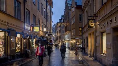 Trecători Stockholm