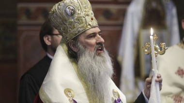 ÎPS Teodosie, Arhiepiscopul Tomisului. Foto:
