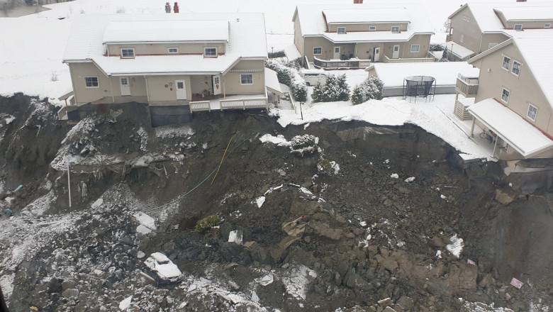 alunecare teren norvegia