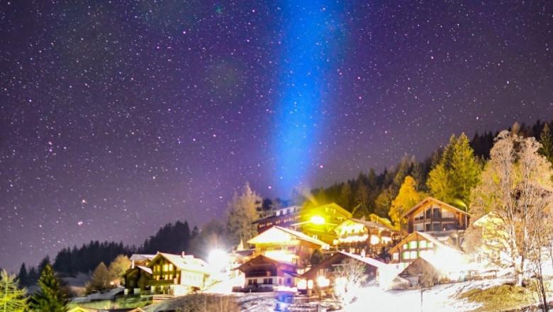 stațiunea elvețiană de schi Wengen