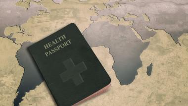pasaport de sanatate covid-19 coronavirus