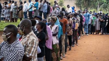 alegeri uganda