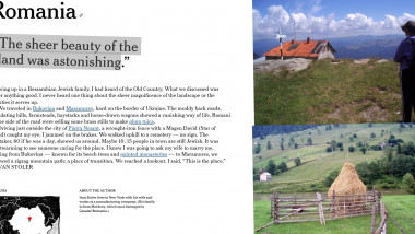 Maramureșul și Bucovina, înscrise pe lista New York Times de destinații de vacanță în vreme de pandemie.