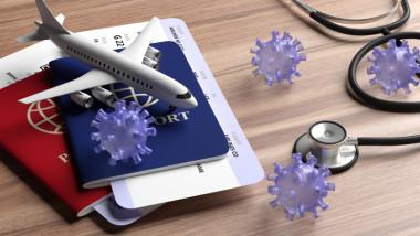 Ideea unui certificat sau pașaport de vaccinare anti-COVID pentru a călători naște controverse.