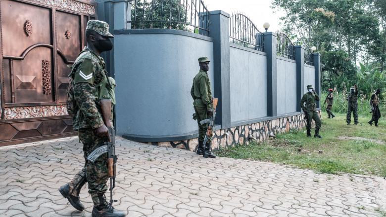 soldati bobi wine uganda