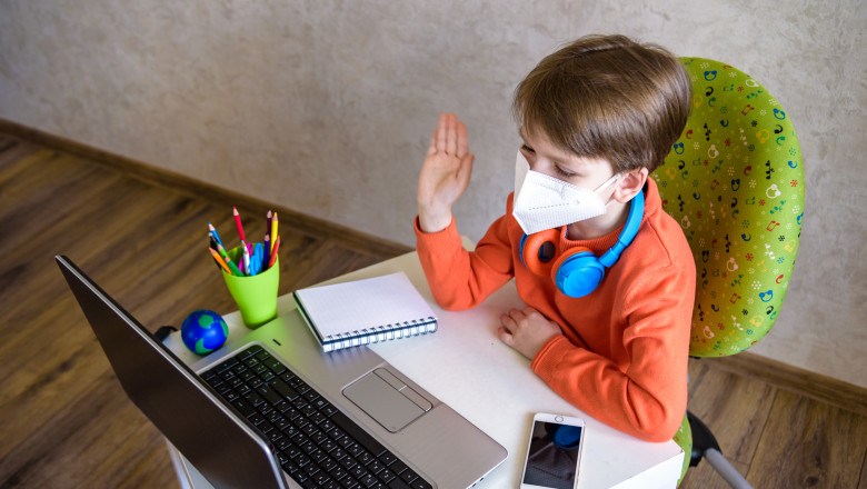 copil scoala online