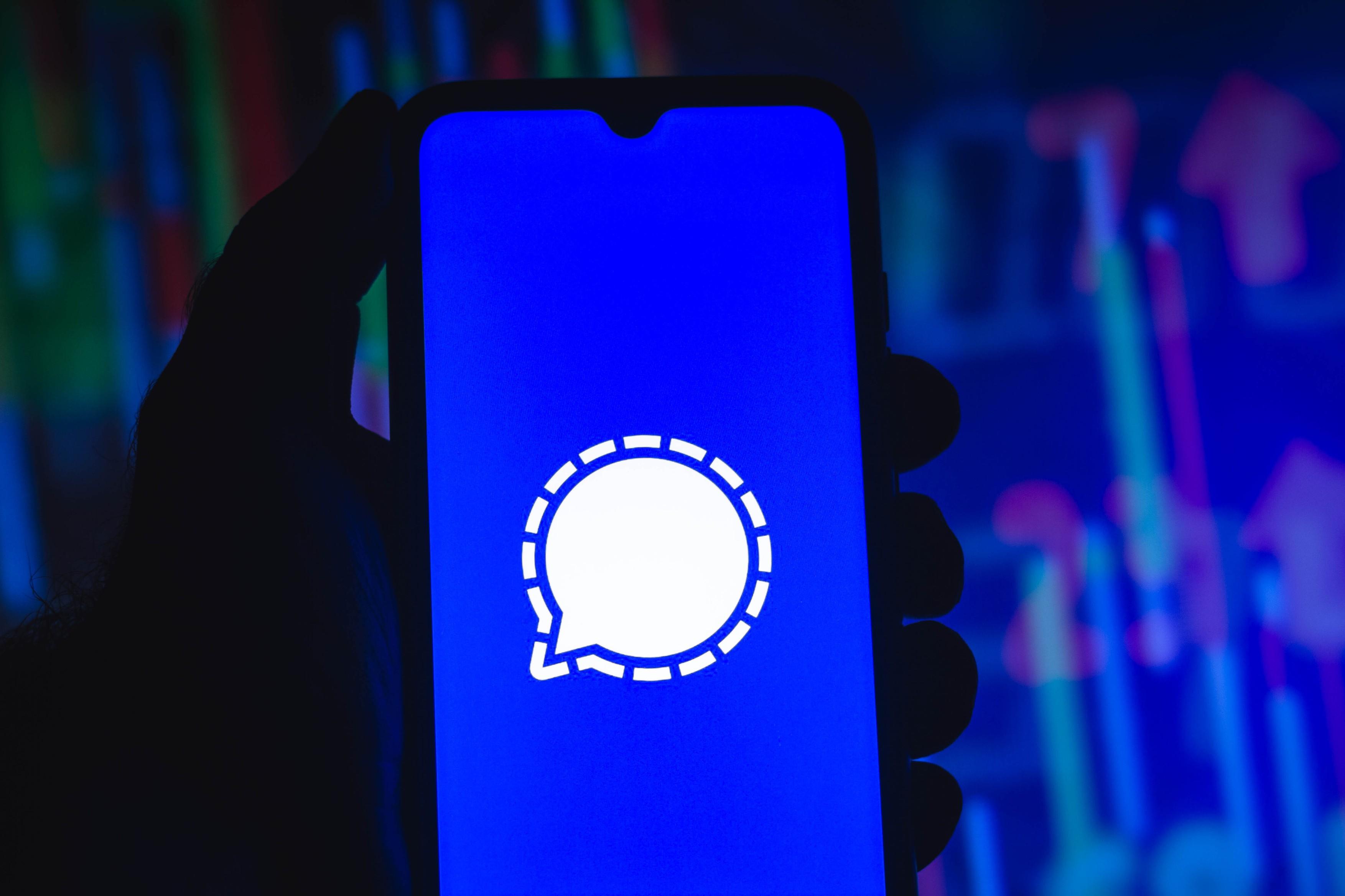 Platforma de mesaje Signal a anuntat ca a reusit sa isi rezolve problemele tehnice