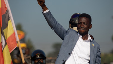 Bobi Wine miting