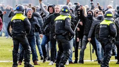 proteste amsterdam