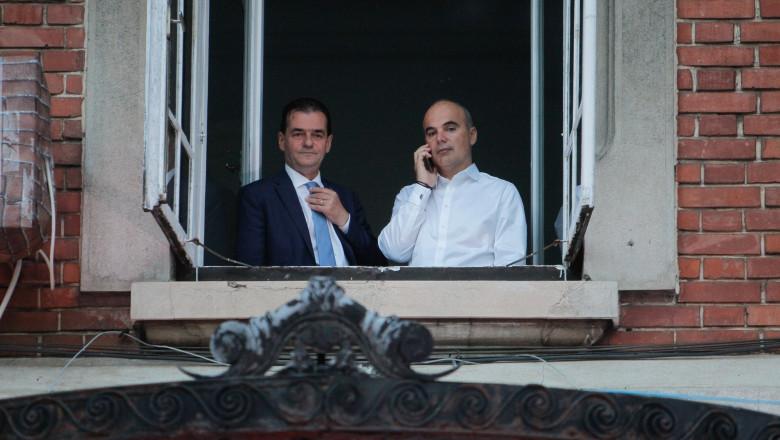 """Harta PNL, ruptă în două: pro și anti Orban. Ce șanse au """"reformiștii"""" să îl lase pe Ludovic Orban fără putere"""