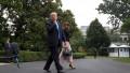 Donald Trump și Melania Trump la Casa Albă