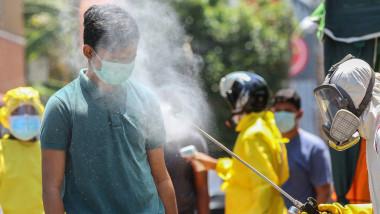 Pandemie Sri Lanka