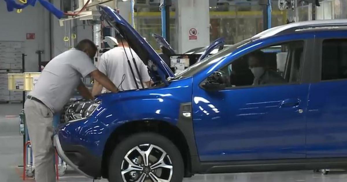 Dacia, una dintre cele mai dure scăderi ale înmatriculărilor din Europa în 2020