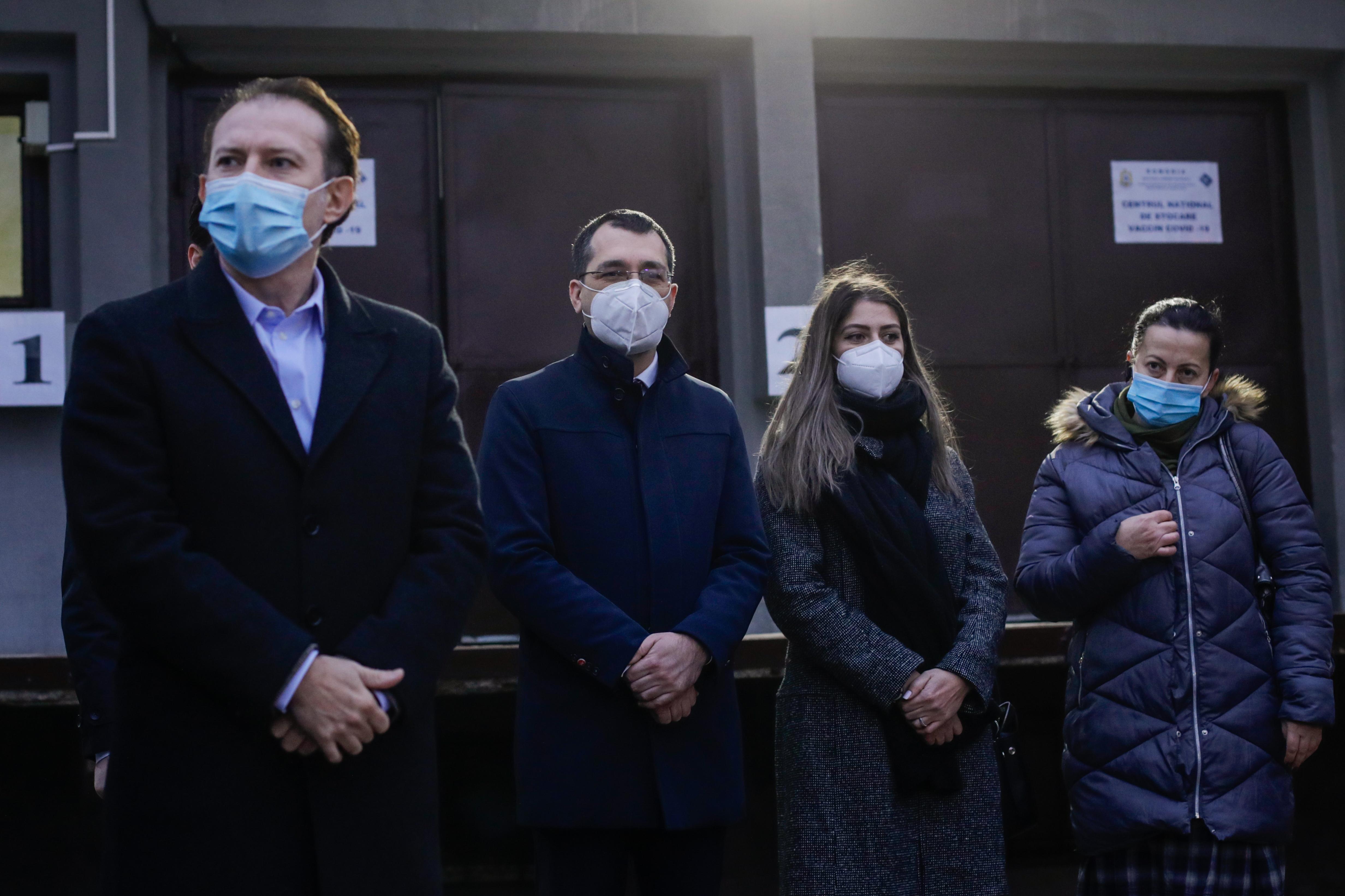 Tensiuni intre Vlad Voiculescu si Valeriu Gheorghita? Citu: Nu are nicio atributie ministrul Sanatatii daca Gheorghita pleaca sau nu