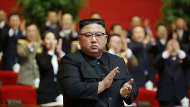 Kim Jong-un congresul partidului